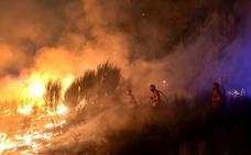 La Fiscalía ordena investigar la ausencia de planes de riesgo en municipios con incendios elevados