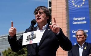 El secesionismo llevará al Tribunal de la UE el «golpe» a la democracia