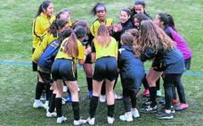 Diputación rectifica y monta un partido para no excluir al equipo femenino de Basauri