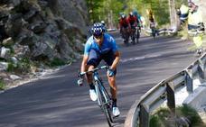 Landa mete miedo y revoluciona el Giro