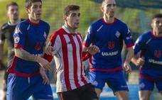 El Bilbao Athletic repetirá laterales