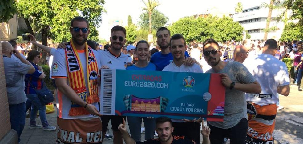 El registro para la venta de entradas de la Euro 2020 ya ha comenzado