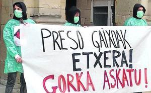 Estrasburgo se pronunciará el martes sobre el acercamiento de presos de ETA