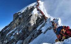 La masificación no solo afecta al Everest: también a las cimas de Alpes y Pirineos más cotizadas