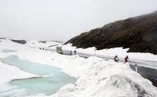 El Giro no subirá el martes el Gavia por riesgo de avalanchas