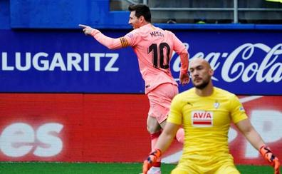 Messi gana su sexta Bota de Oro, la tercera consecutiva