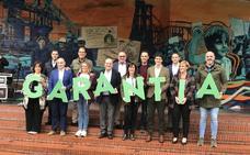 Del Campo cierra la campaña en Barakaldo recordando que «cada voto cuenta»