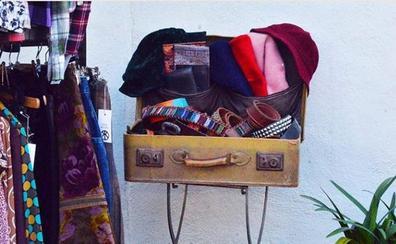 ¿Buscas dar una nueva vida a tu ropa? Acércate al rastro 'vintage' de Zorrozaurre este domingo
