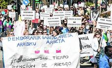 Sindicatos convocarán nuevas huelgas si Osakidetza «no refuerza» Atención Primaria