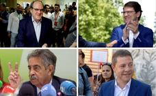 Los pactos amargan al PSOE en las comunidades