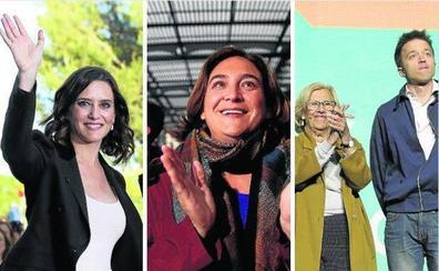 Las diez incógnitas del 26M en España: el PP se la juega en Madrid, Barcelona, Puigdemont...
