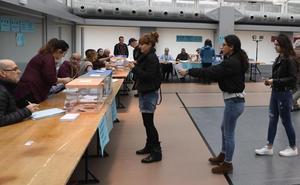 Bizkaia, con un 3,4%, es el territorio donde más crece la afluencia a las urnas