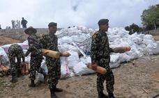Hallan cuatro cadáveres y recogen once toneladas de basura en la limpieza del Everest