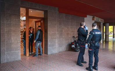 El presunto asesino de Pilar Arbulo declara en el Palacio de Justicia de Vitoria