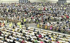 El caso de la OPE de Osakidetza afronta una semana crucial con la declaración de 13 personas