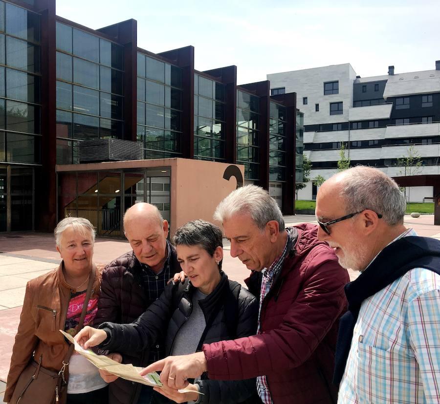 Personas mayores visibilizarán en Durango su papel activo