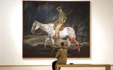 El Bellas Artes cuelga el retrato más completo de la carrera de Zuloaga