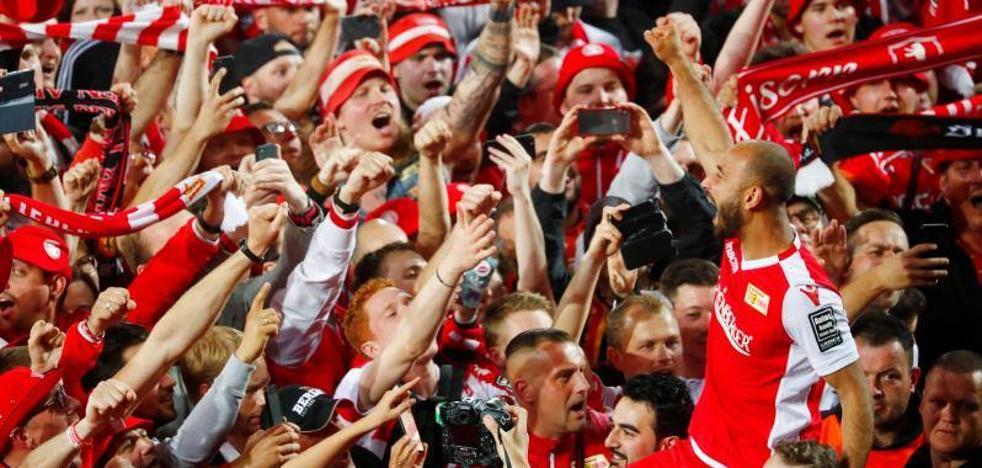 Unión Berlín, el equipo enemigo de la Stasi, jugará en la Bundesliga
