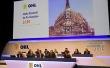 OHL anuncia una «exhaustiva investigación interna» tras sus casos de presunta corrupción