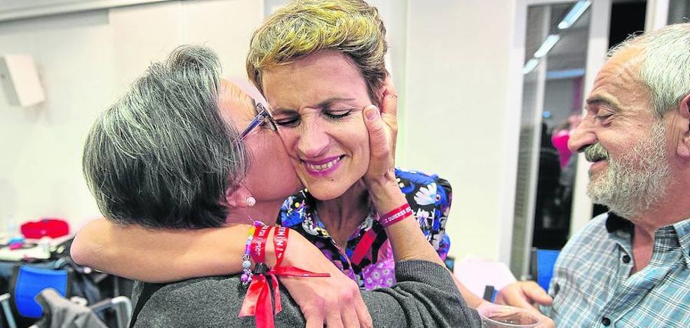 La socialista María Chivite presidirá Navarra si EH Bildu se abstiene en la investidura