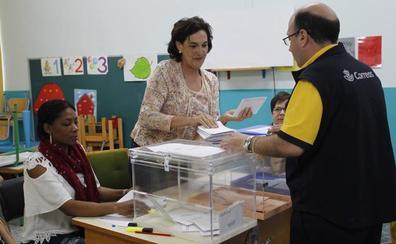 El PNV arrasa en Andra Mari, mientras Las Arenas y Neguri sostienen al Partido Popular