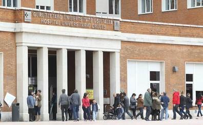 Condenan a Osakidetza a indemnizar a un paciente por año y medio en lista de espera