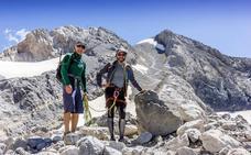 Al Kilimanjaro con esclerosis múltiple