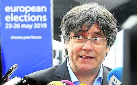 Los 5.056 votos vascos de Puigdemont