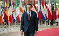 Sánchez afea a Rivera en la UE sus pactos con Vox y ratifica a Iglesias que quiere gobernar solo