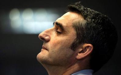 ¿Las horas contadas de Ernesto Valverde?