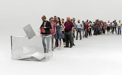 ¿A quién votan los pueblos vizcaínos con más paro? ¿Y los más ricos?