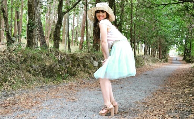Olaia, la bloguera bilbaína con síndrome de Down que marca tendencia