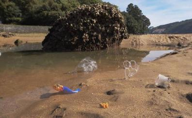 2.800 personas participarán en la jornada de limpieza masiva de residuos Zero Plastiko Urdaibai
