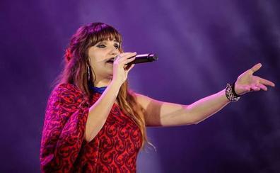 Un concierto de Rozalén clausura hoy en Ibaiondo un curso de empoderamiento de la mujer