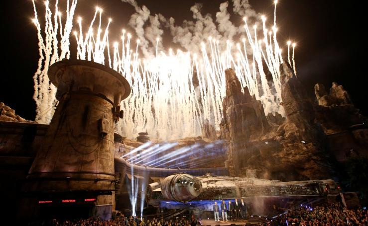 Star Wars: Galaxy's Edge abre sus puertas en Disneyland Resort