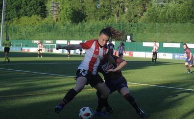 El Athletic, a la final de la Euskal Kopa con suspense
