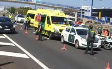 Muere un guardia civil tras ser arrollado en una persecución en Cádiz