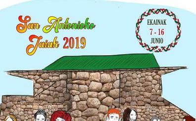 Programa de fiestas de Etxebarri 2019: San Antonioko Jaiak