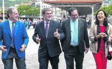 El buen resultado del PNV y PSE encarece el concejal de la mayoría absoluta