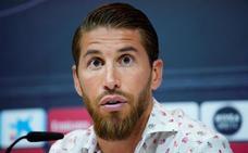 Sergio Ramos seguirá en el Real Madrid: «Jugaría gratis aquí»