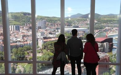 La Torre Iberdrola abrirá sus puertas a visitantes los fines de semana y festivos por 9 euros