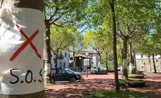 Abadiño se decanta por respetar los árboles en la transformación del Ferial