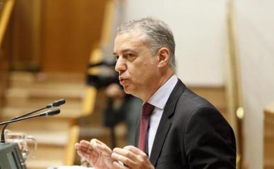 EH Bildu y PP se ofrecen a Urkullu, que les insta a negociar los Presupuestos