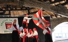 Tronperri acerca por primera vez los bailes de Tafalla a las Euskal Jaiak