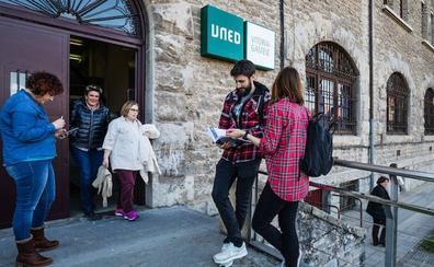 El PNV rechaza aumentar la aportación vasca a la UNED en Vitoria porque «es una universidad española»
