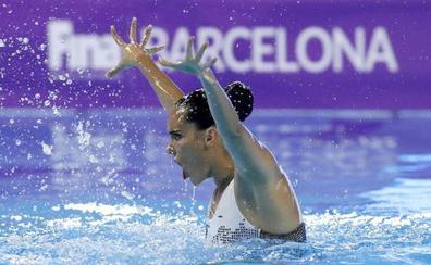 Ona Carbonell se cuelga el oro al son de Nelson Mandela