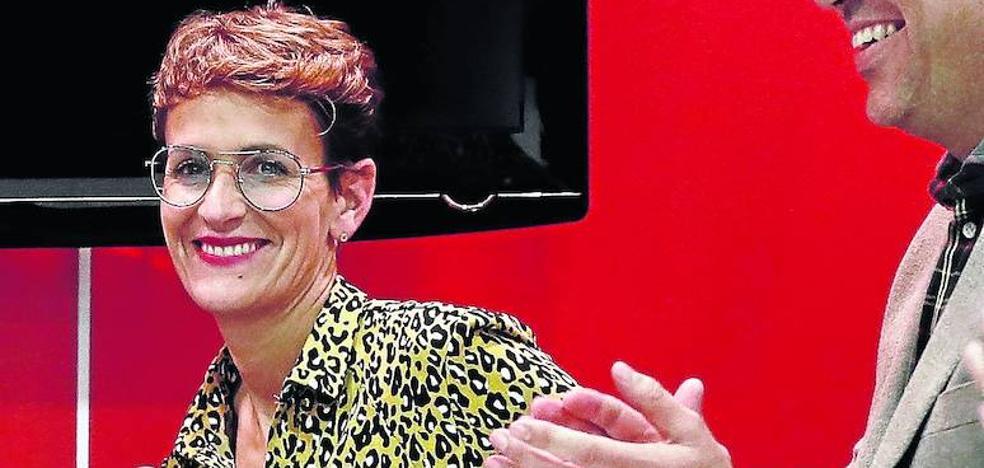 La socialista María Chivite da un paso al frente para presidir Navarra