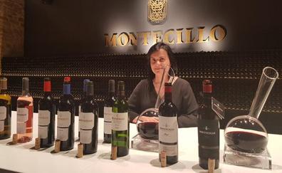 Mercedes García Rupérez: «Hice una cata vertical de vinos antiguos y aluciné»