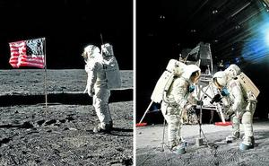 La conspiración lunar