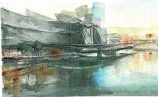 El Guggenheim, catedral horizontal